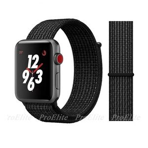 Accessories - Apple Watch woven nylon band